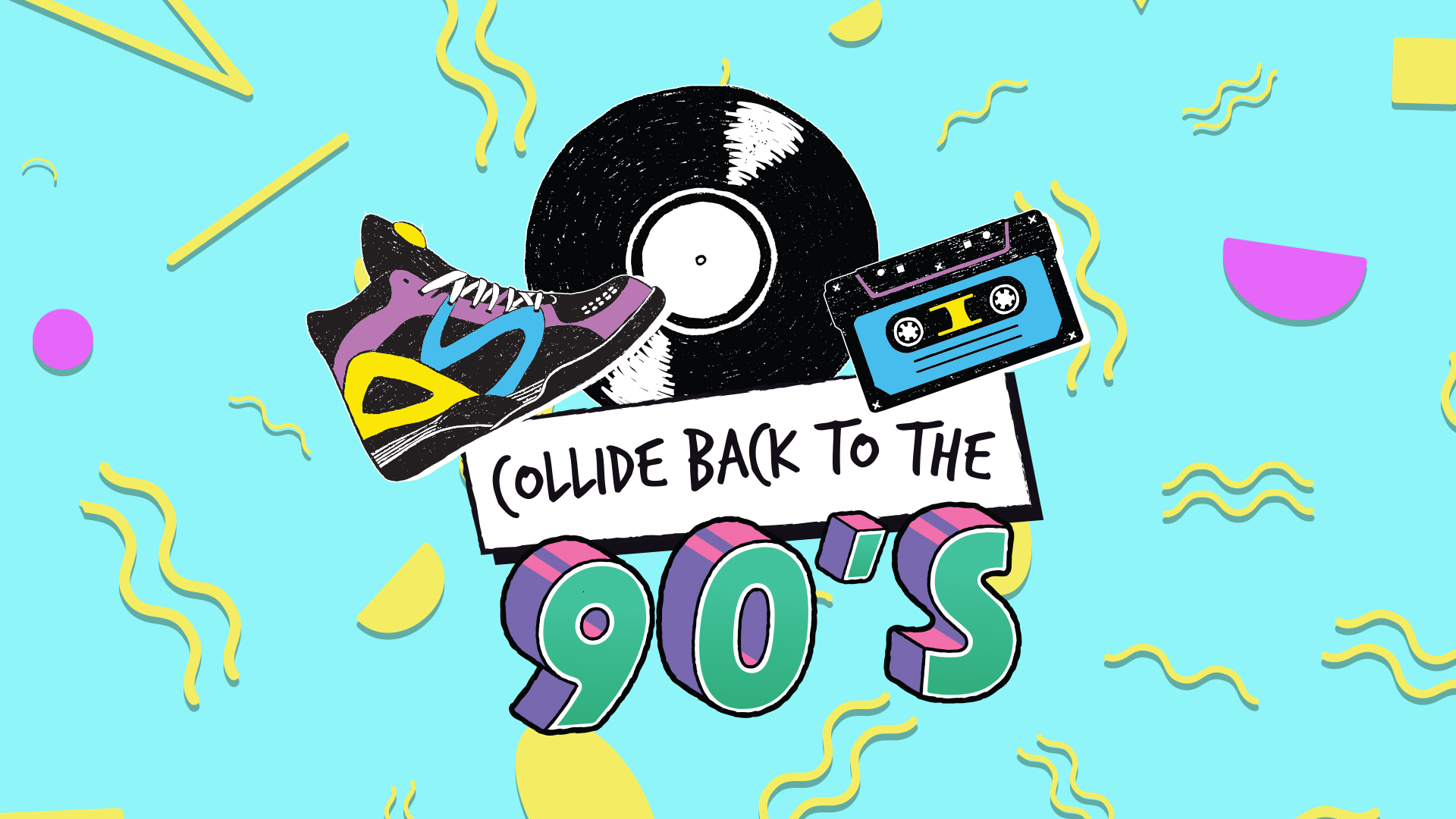 Back To The 90s - 1920x1080