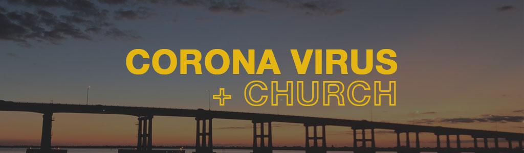 Corna Virus + Church DH EDITWeb Header