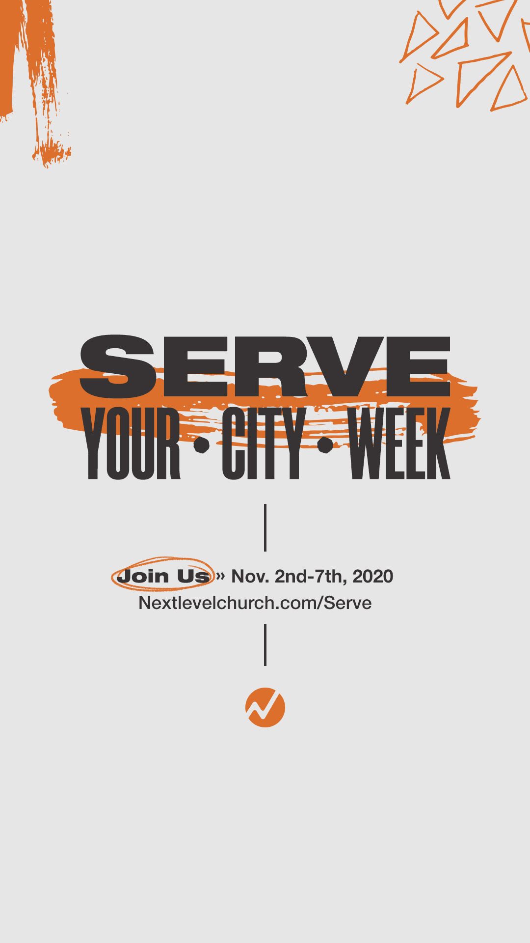 Serve Your City - Updated - 1080x1920 - Title