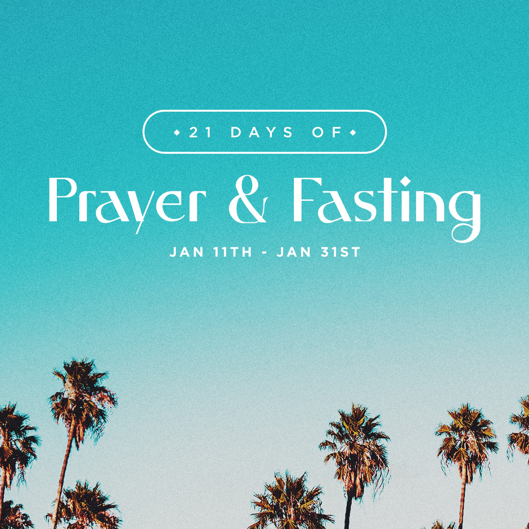 21 Days of Prayer - 1080x1080