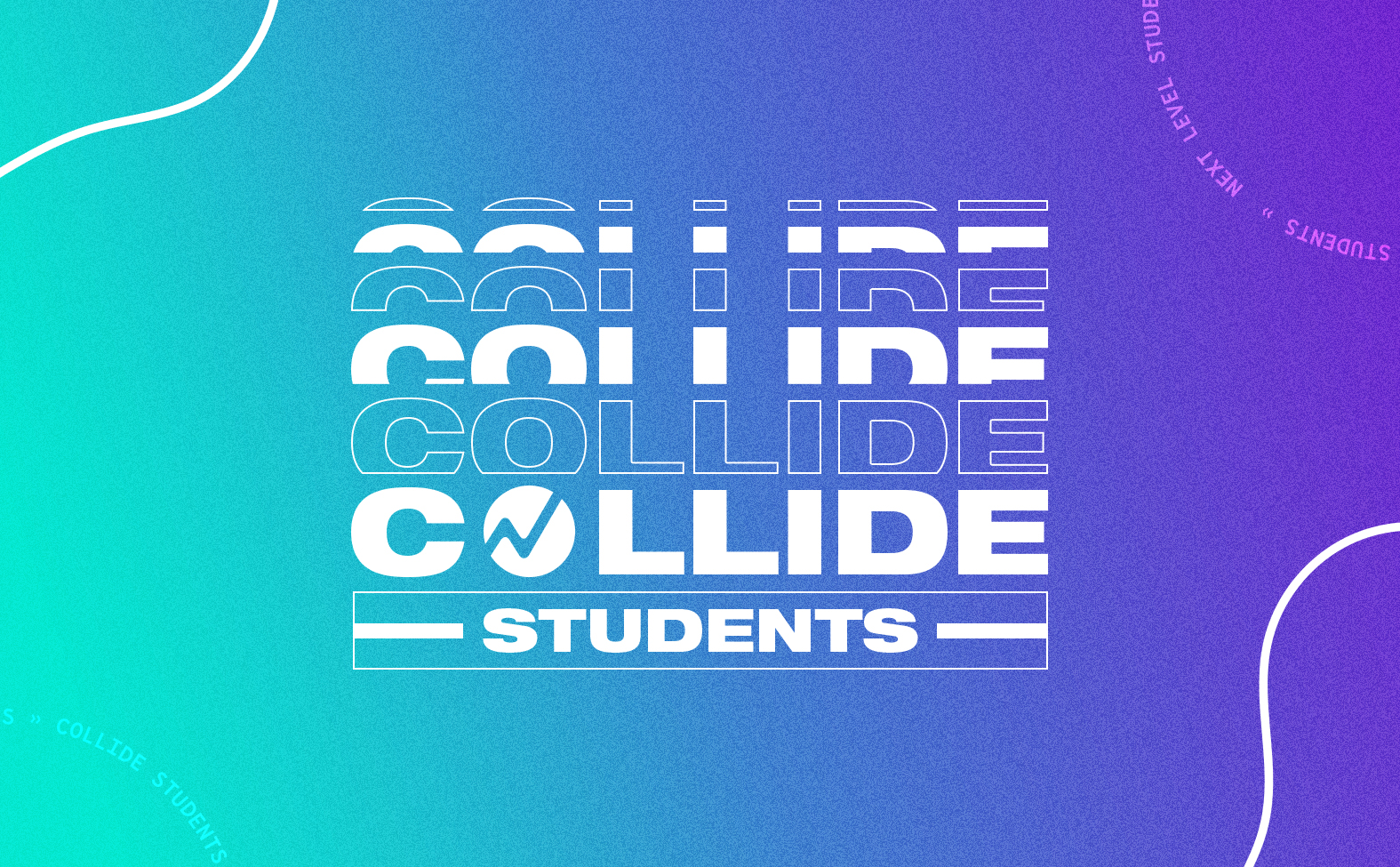 Collide Cape Invite Cards - Front