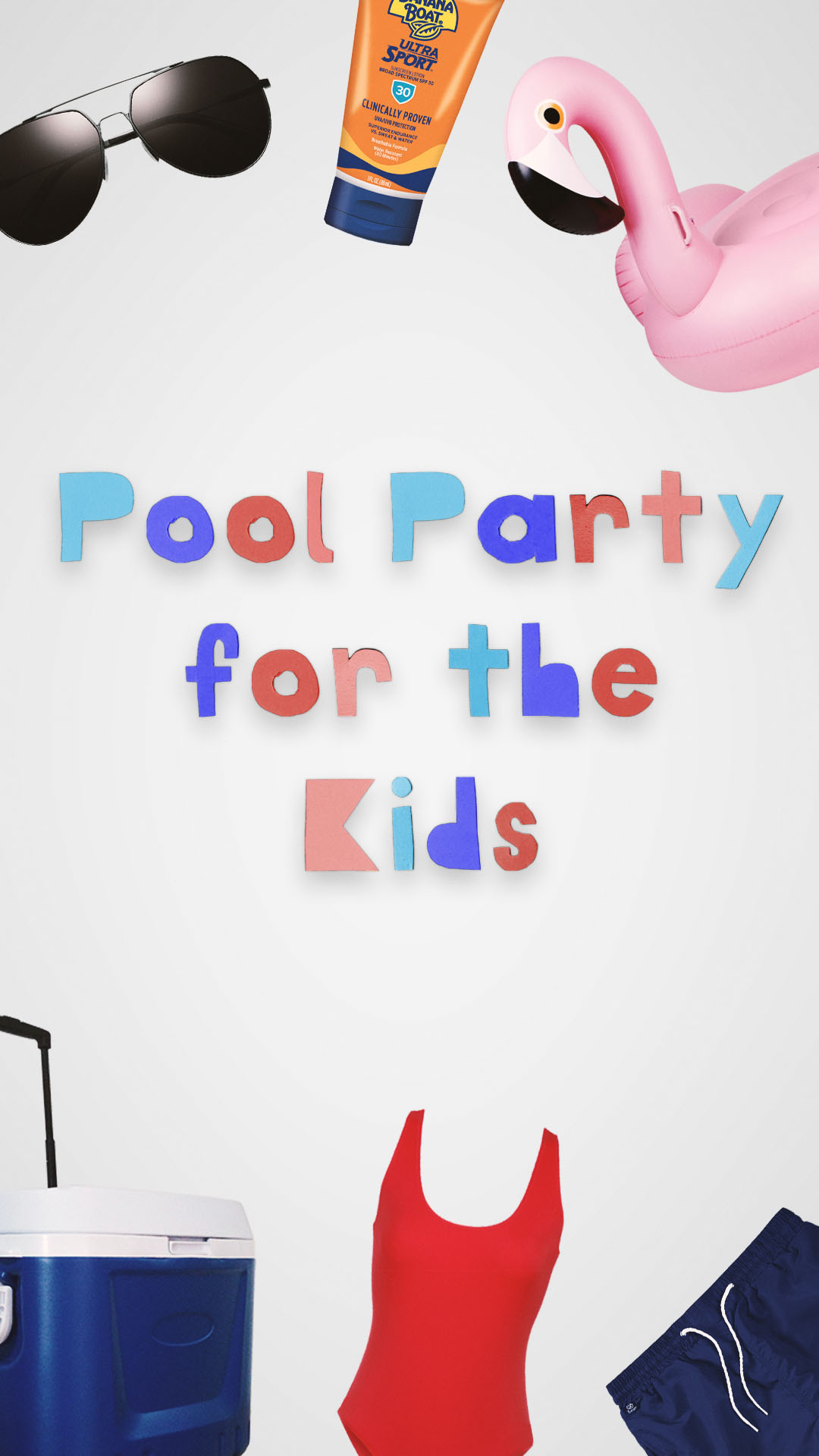 Next Level July 4th Social Media Posts1080x1920 Pool Party